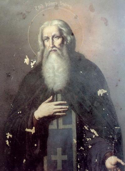 Преподобный Агапит Печерский врач безвозмездный