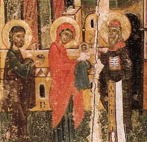 Святые праведные богоотцы Иоаким и Анна