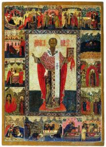 Святитель Стефан Пермский с житием