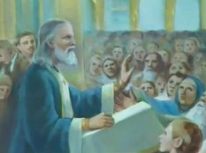 Святой праведный Иоанн Кронштадтский: Что нам препятствует любить Бога? Слово в неделю 15-ю по Пятидесятнице («Новые грозные слова»)