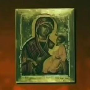Новомученик святитель Григорий – cлово об Иверской иконе Божией Матери