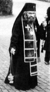 Святитель Иоанн (Максимович), архиепископ Шанхайский, Сан-Францисский