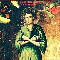Святой праведный Иоанн Русский исповедник