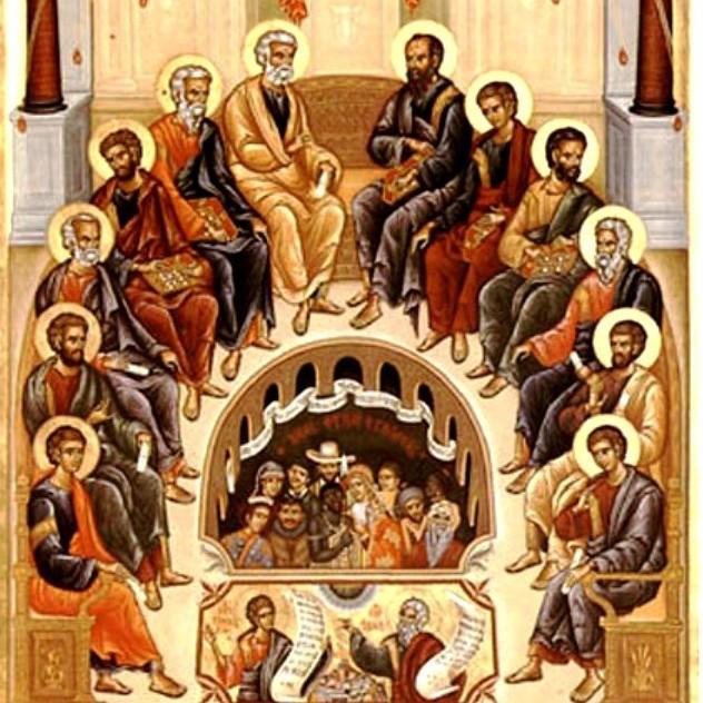 Афонский подвижник свт. Григорий Палама о смысле и значении Пятидесятницы