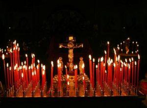 Радоница - 9 день после Пасхи - родительский день, день особого поминовения усопших