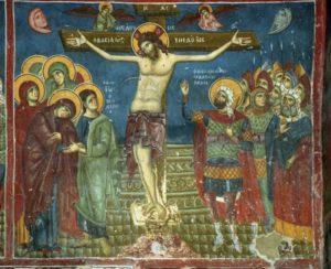 Великая Пятница. Распятие. «Воистину Он был Сын Божий» (Мф.27,5)