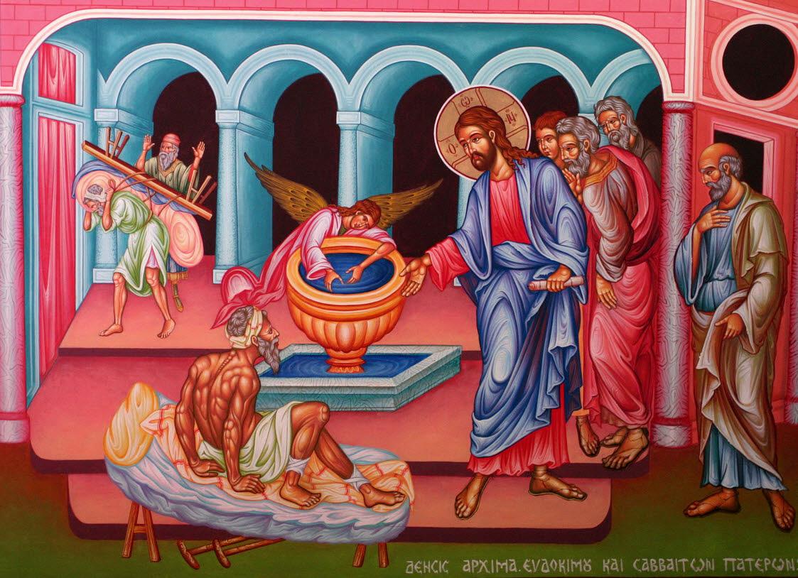 Евангельская проповедь о нас – сегодня расслабленных