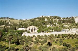 Монастырь св. Марии Магдалины на Елеонской горе
