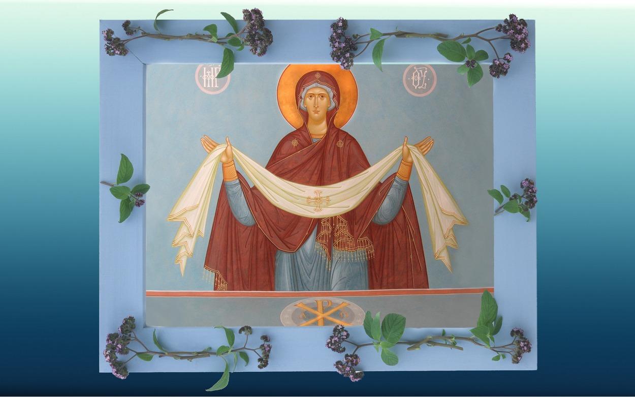 Проповеди в день праздника Покрова Божией Матери