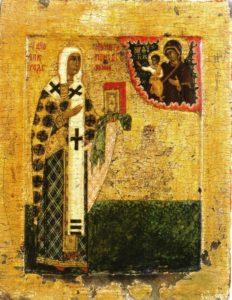Святитель Никита, затворник Печерский, епископ Новгородский (+1108 г.)