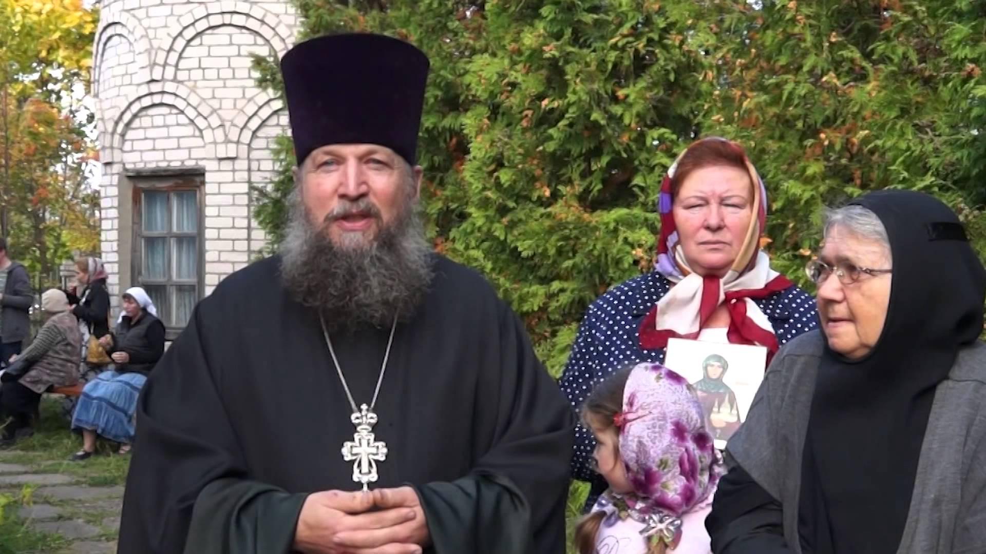Преподобная Анимаиса Острецовская, Родниковская
