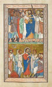 Предательство Иуды. Отречение Петра. Допрос и поругание Христа