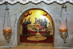 Место пребывания мощей святителя Николая. Бари, Италия.