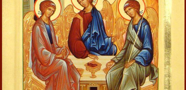 Святая Троица. День Рождения Церкви