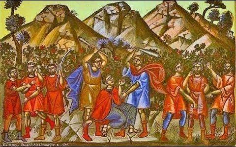 Проповедь на Евангельское чтение о злых виноградарях