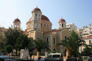 Собор свт. Григория Паламы в Салониках, Греция