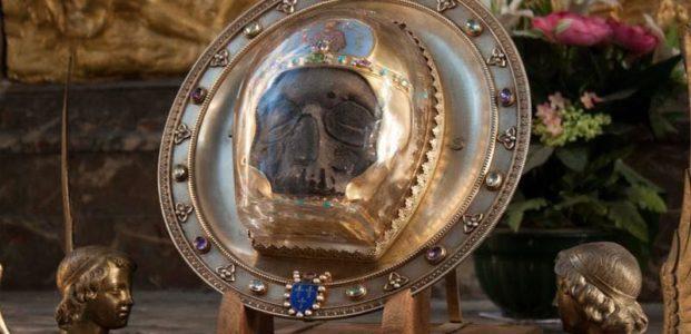 Третье обретение главы св. пророка Предтечи и Крестителя Иоанна